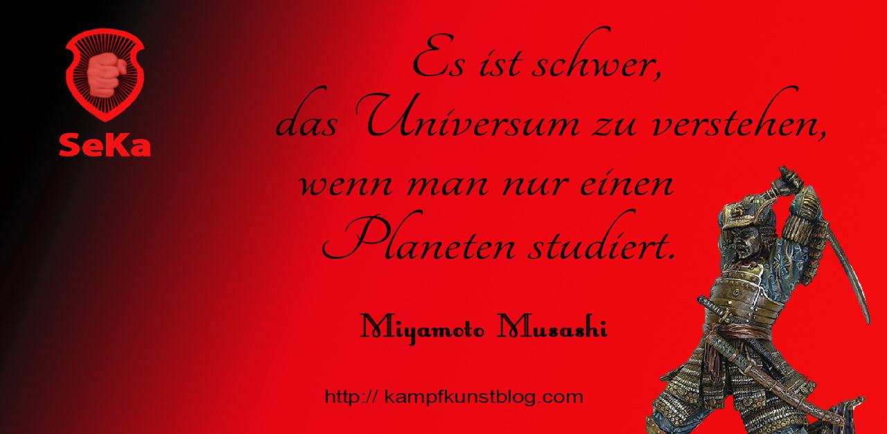 Miyamoto musashi es ist schwer das universum zu verstehen - Miyamoto musashi zitate ...